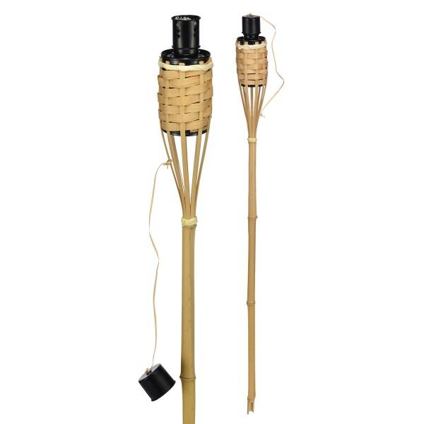 Gartenfackel Bambus - 60cm