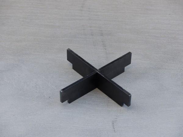 G&M Feuer Pfannenkreuz für Small Fire Plate Feuerplatte