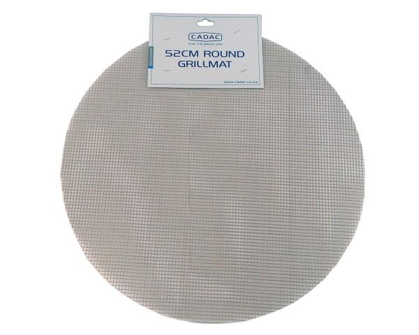 CADAC Grillmatte rund 52cm Durchmesser - Sauber grillen und schnell zu reinigen