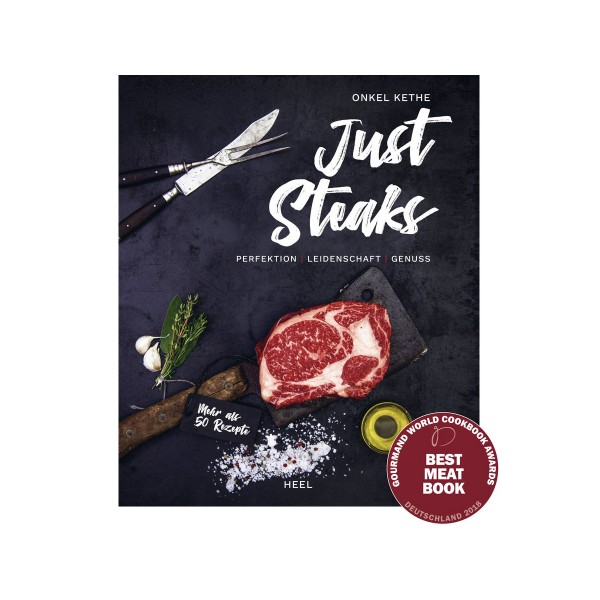 Just Steaks - Onkel Kethe - Heel Verlag