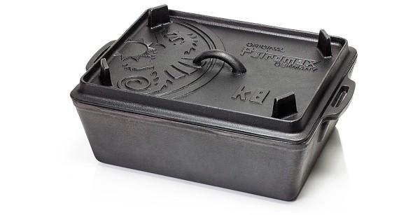 Petromax Kastenform K8 mit Deckel