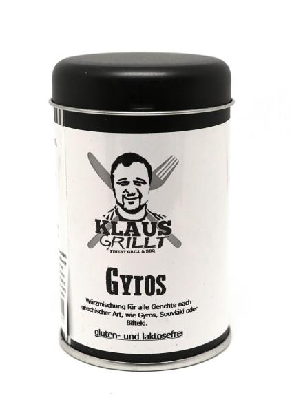 Klaus Grillt Gyros 120 g Streuer