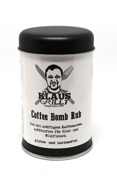 Klaus Grillt Coffee Bomb 120 g Streuer