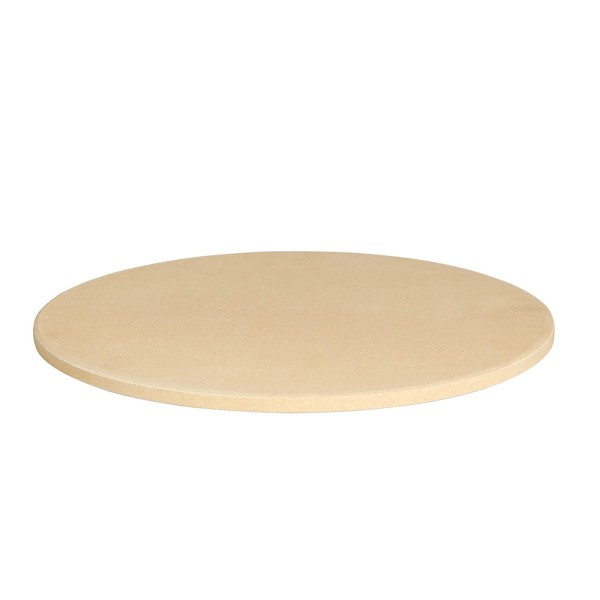 Pizzastein, rund Ø 33 cm - Cordierit Backstein