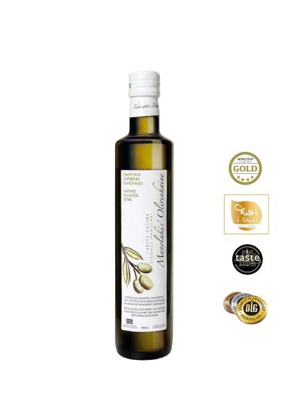 KretaNatura 500 ml  Extra Natives Olivenöl aus Kreta