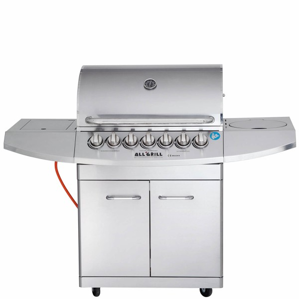 ALL'GRILL TOP-LINE -  ALLROUNDER IV  4-flammig & Steakzone