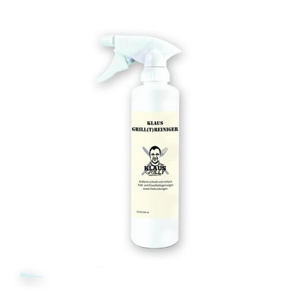 Grillreiniger KLAUS GRILLT - 500ml Sprühflasche - K-CLEAN