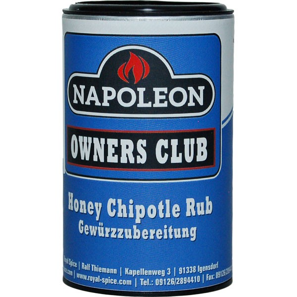 Royal Spice - Honey Chipotle Napoleon Owners Club 100g