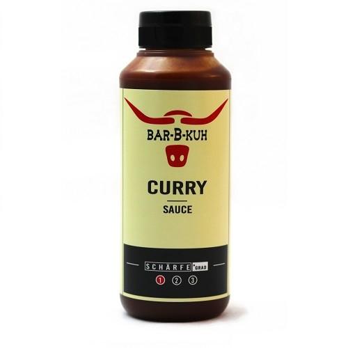 BAR-B-KUH Currysauce, Schärfegrad 1, 265 ml