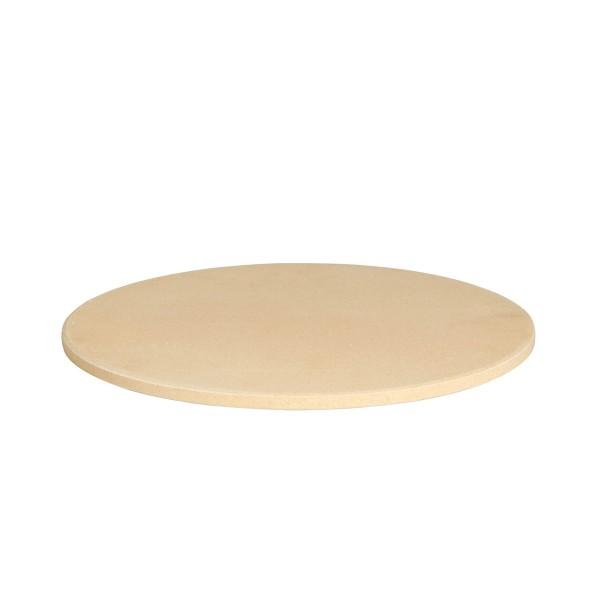 Pizzastein, rund Ø 26 cm - Cordierit Backstein