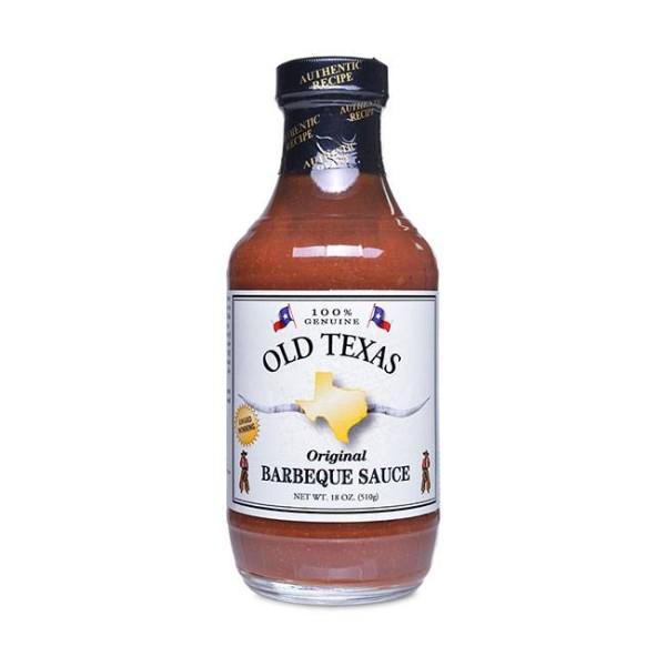 Old Texas  Original BBQ Sauce 455ml  legendärer Klassiker