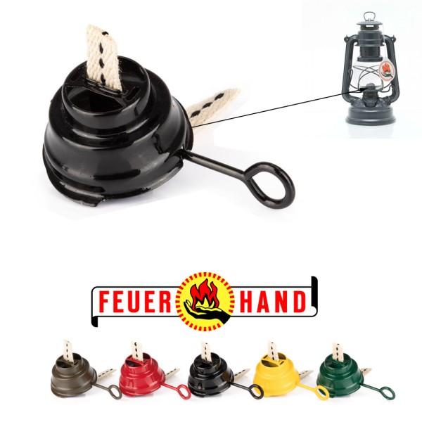 Farbiger Brenner (schwarz) für Feuerhand 276 Sturmlaterne (auch für FH 275)