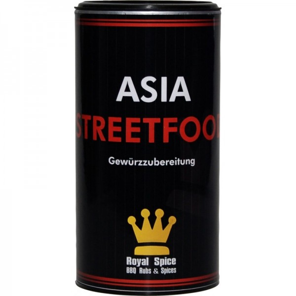 Royal Spice Asia Sreetfood 120g Streuer