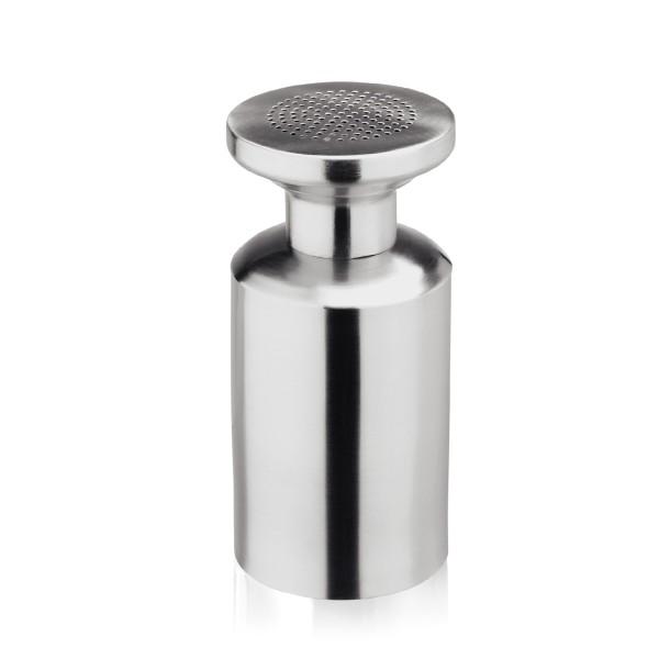 Salzstreuer PROFI - Crom-Nickelstahl - H: 17cm - D: 8cm