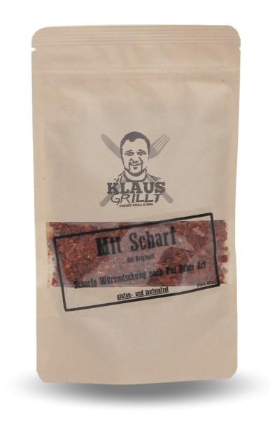 Klaus Grillt Mit Scharf 100g Beutel