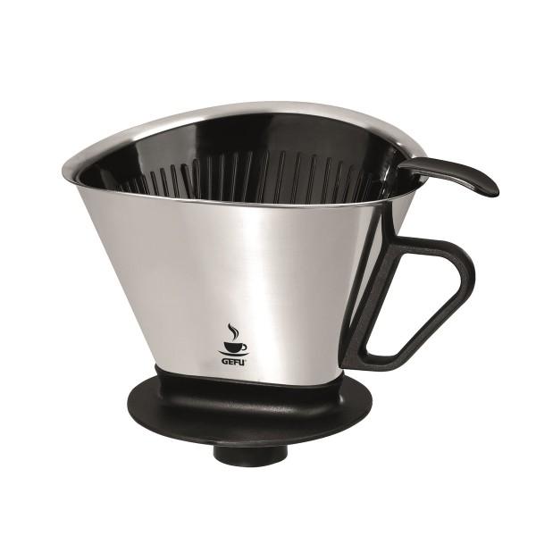 Kaffeefilter ANGELO - Edelstahl Größe 4 - Ausnehmbarer Filterträger