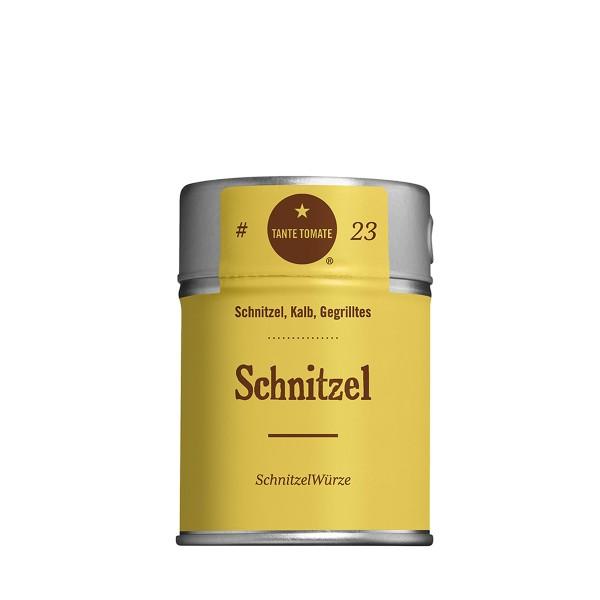 Schnitzel - Gewürzzubereitung - Für Schnitzel, Kalb und Gegrilltes - 55g Streuer