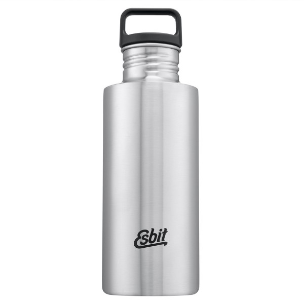 ESBIT SCULPTOR Edelstahl Trinkflasche, 0.75L - silber
