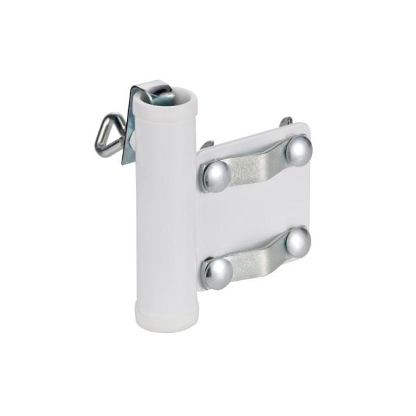Sonnenschirmhalter für Balkongeländer (Rohre 25mm, Geländer 35mm)