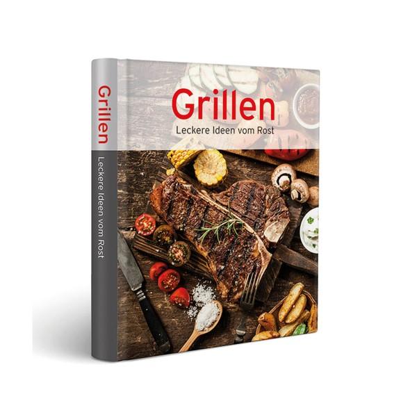 ALL'GRILL Grillbuch - Leckere Ideen vom Rost - über 100 Rezepte