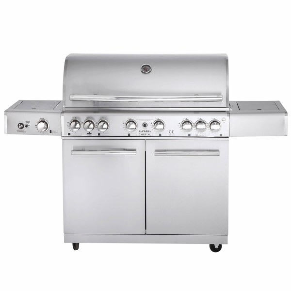"ALL'GRILL TOP-LINE - ALL'GRILL CHEF XL""  mit Air System"""