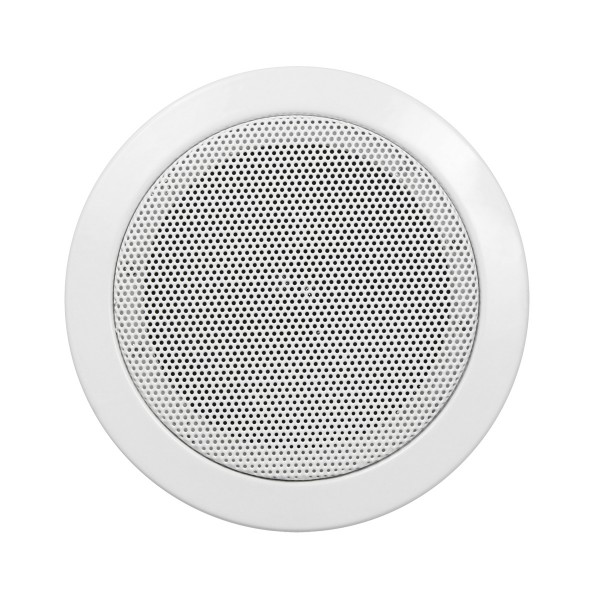 Wand- und Deckenlautsprecher 115mm, 12/50W - Einbaulautsprecher - 8 Ohm
