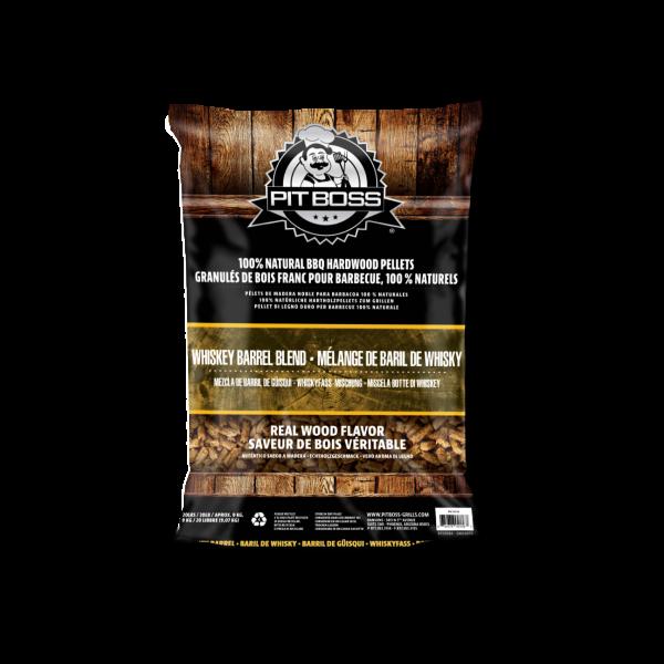 Pellet 'GRILL FUEL' - 9kg Sack - Whiskey