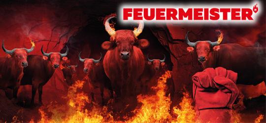 Feuermeister - FROM HELL - Grillhandschuhe und Schürzen