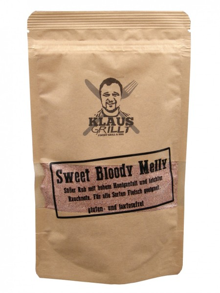Klaus Grillt Sweet Bloody Melly 250g Beutel