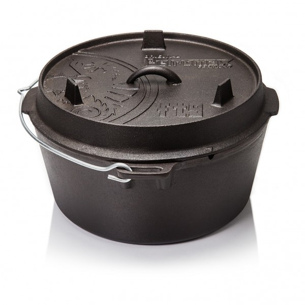Petromax Dutch Oven ft9-t planem Boden