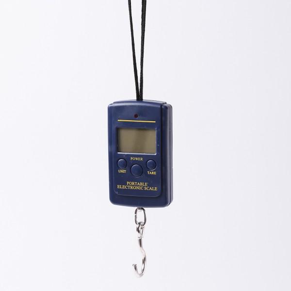 Digitale Kofferwaage - Gepäckwaage - Hängewaage - bis 40kg - 8,5 x 5 x 2cm