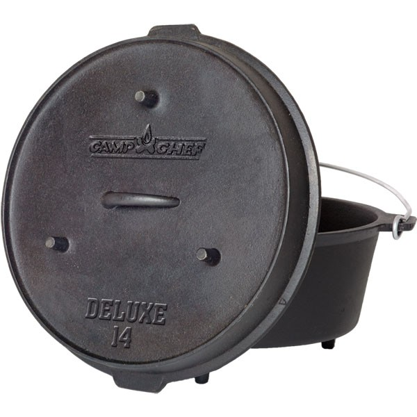 """Camp Chef 14"""" DELUXE Dutch Oven"""