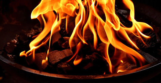 Feuerstellen & Schalen