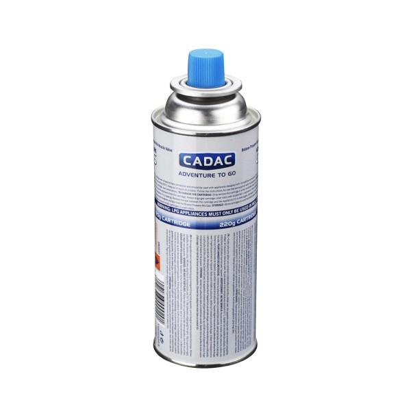 CADAC CAN220 Butan/Propan Kartusche mit SSN-29 Gewinde - 220g
