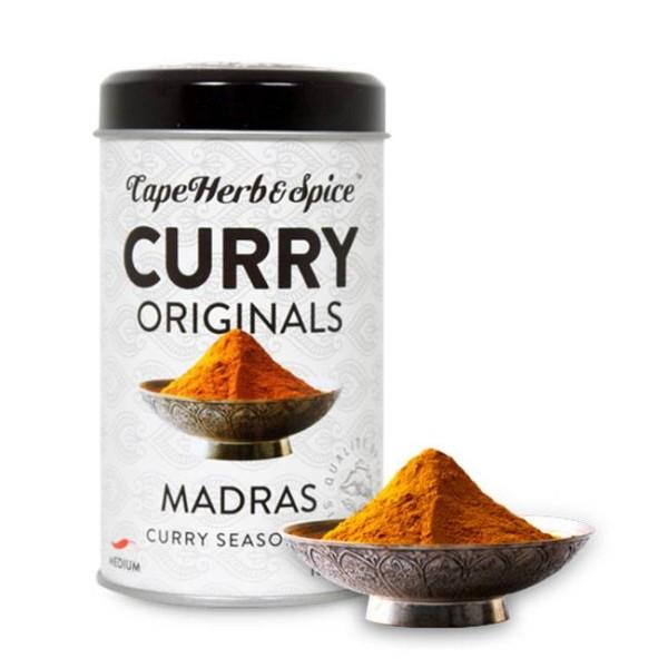 Cape Herb & Spice Curry Madras 100g mit gewisser schärfe