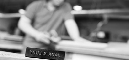 Jack & Lucy - Funktionale Möbelstücke für den Küchenchef