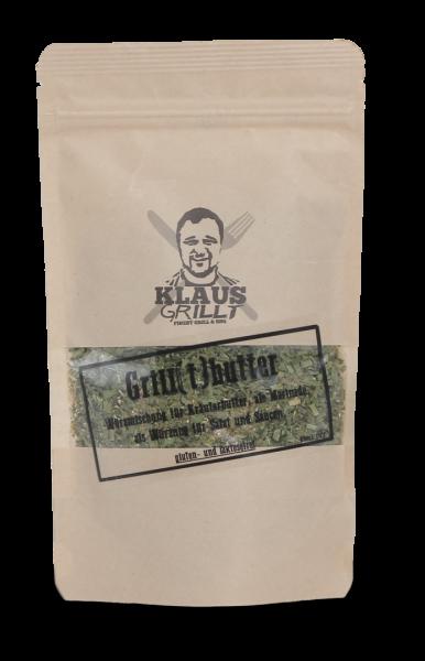 Klaus Grillt Grill[t]butter 120g Beutel