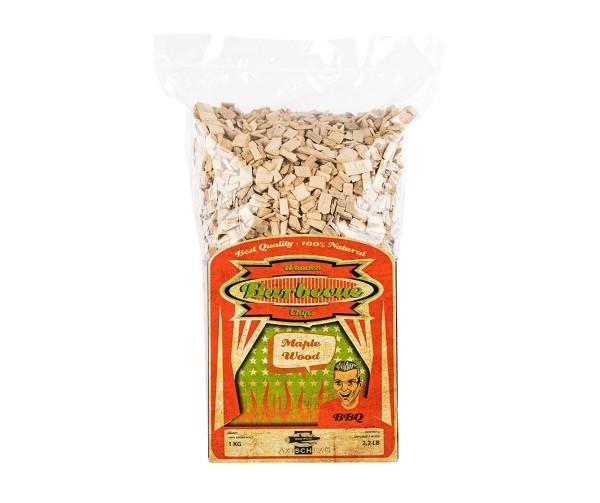 Axtschlag Ahorn Räucher Chips 1 kg