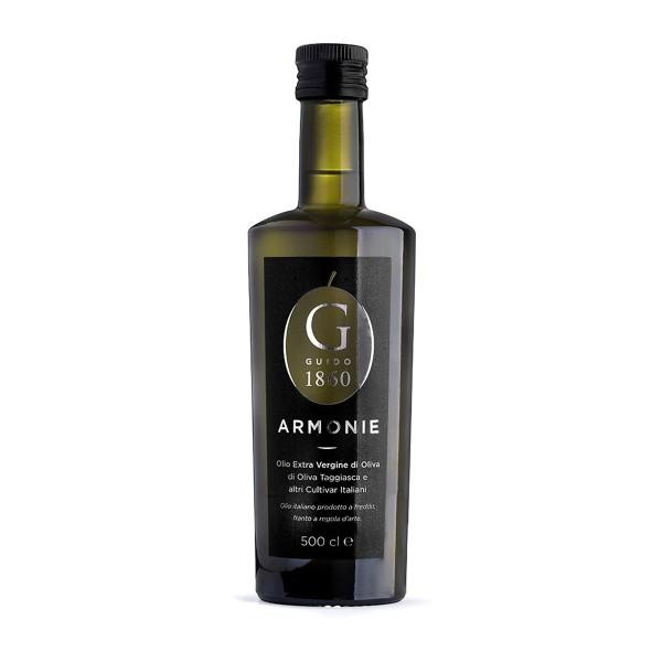 GUIDO1860 - Premium Olivenöl ARMONIE 500ml - extra-virgin