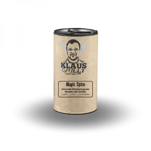 Klaus Grillt Magic Spice Rub 120 g Streuer