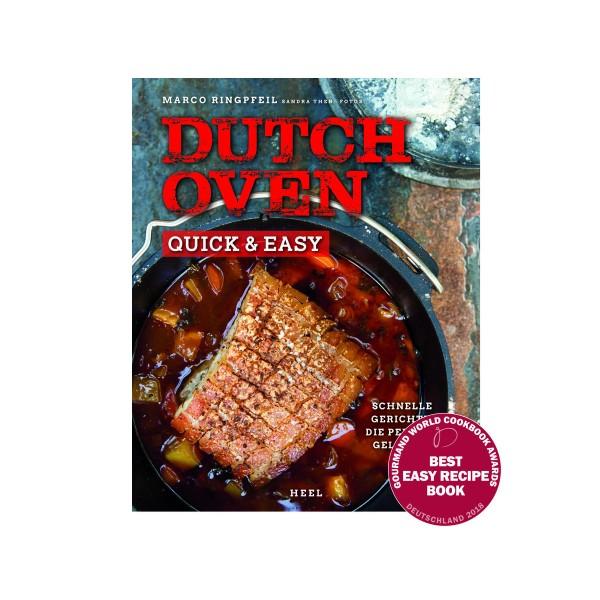 Dutch Oven Quick & Easy - Marco Ringpfeil - Heel Verlag