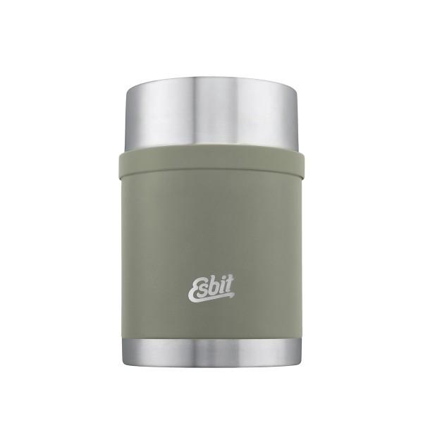 ESBIT SCULPTOR Edelstahl Thermobehälter, 750ML, Stone Grey