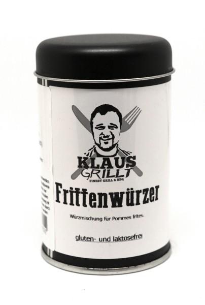 Klaus Grillt Frittenwürzer 120 g Streuer