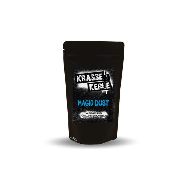 Krasse Kerle - Magic Dust Rub - 100g Beutel - Trockenrub