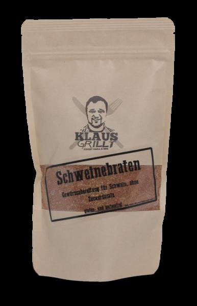 Klaus Grillt Schweinebraten Würzer 250g Beutel