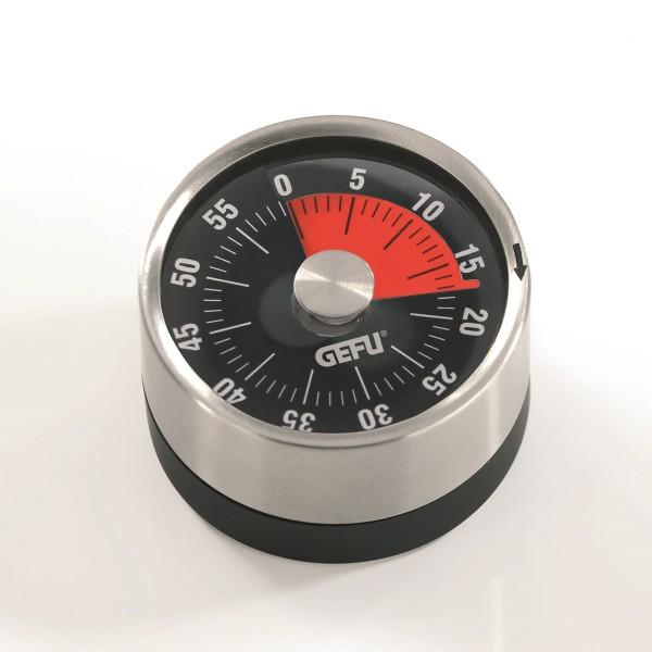 Küchentimer Kurzzeitmesser OPTICO - 60min - magnetisch - Batterielos