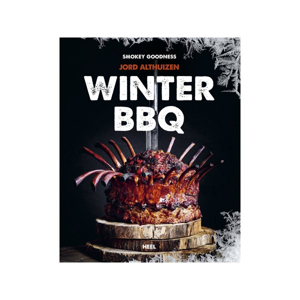 Winter BBQ - Jord Althuizen - Heel Verlag