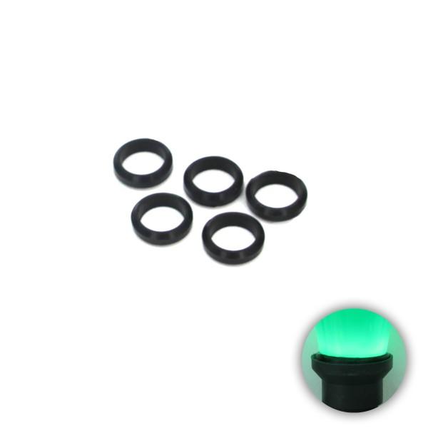 5er Set Gummidichtichtungen für SATISFIRE ILLU-Ketten