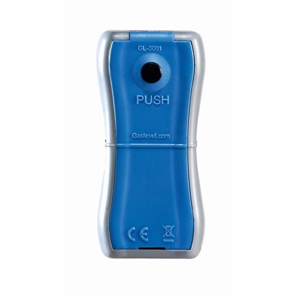GASLEVEL - Classic - Füllstandsmesser für Gasflaschen - Installationsfreie  Ultraschallmessung