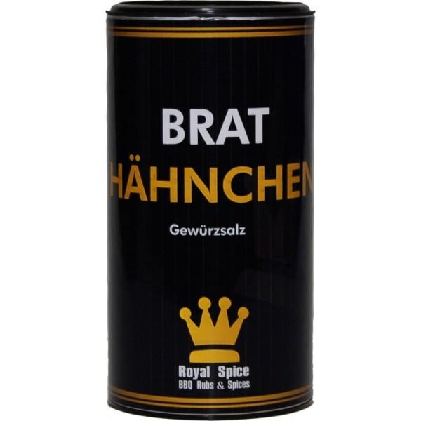 Royal Spice Brathähnchen, Grill und Brathähnchen Exquisit, 140g Dose